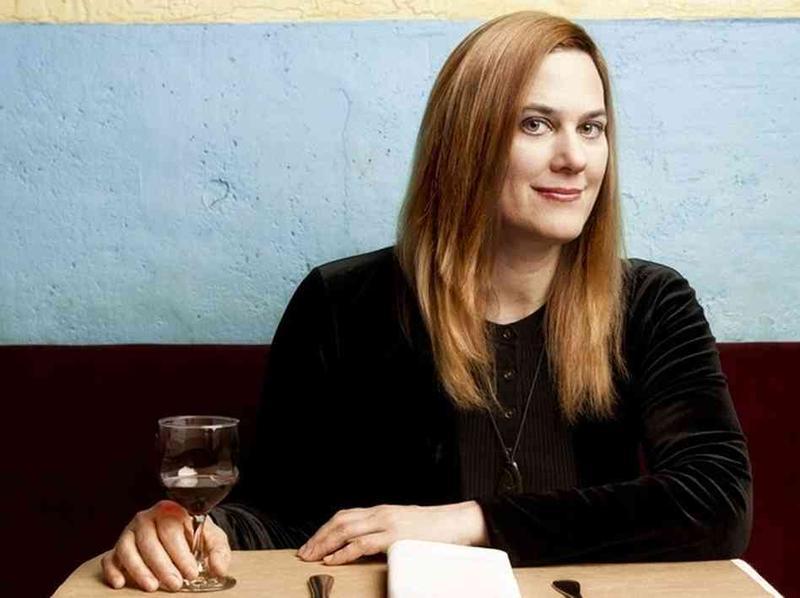 Author Kate Christensen