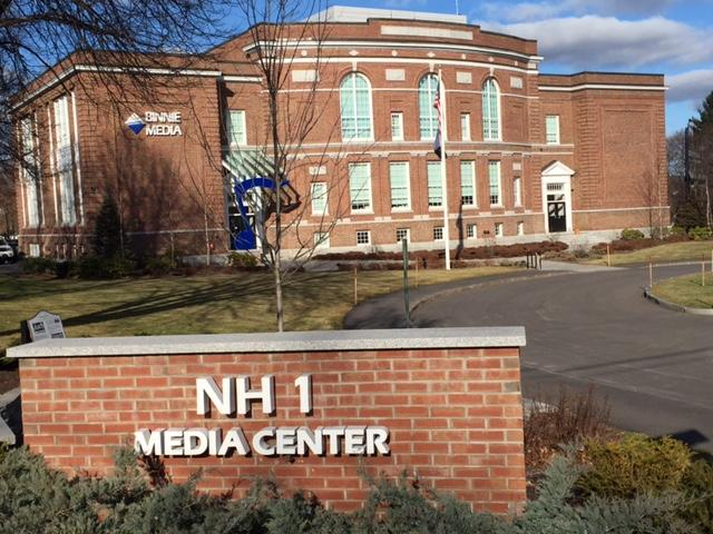 WBIN's NH-1 Media Center in Concord