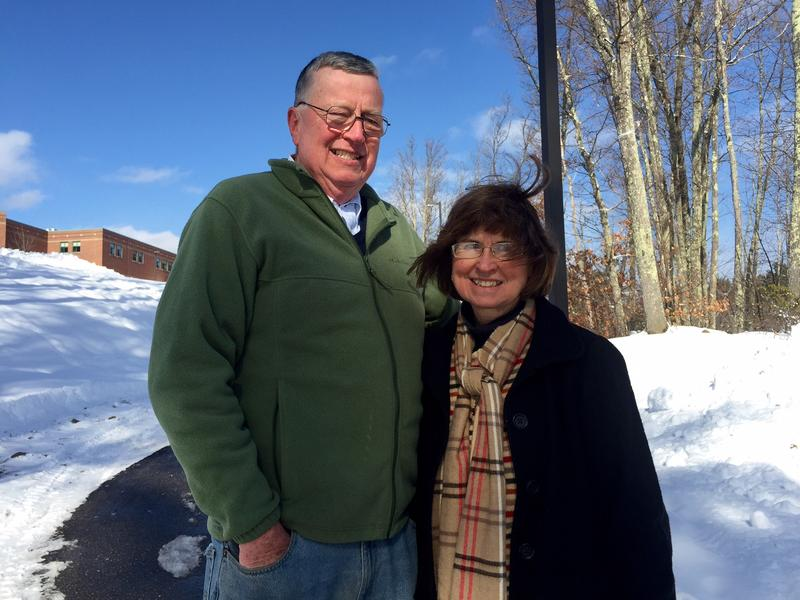 Jim and Mary Nicholson are undeclared voters from Bedford.  Although they both say they voted in the Republican primary, they declined to share whom they voted for.