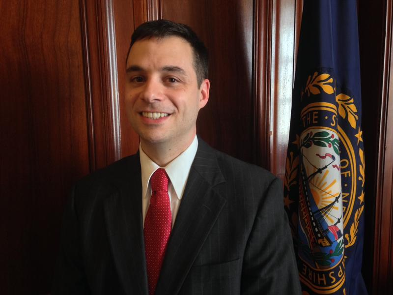 James Vara will be taking on the role of New Hampshire's 'Drug Czar.'