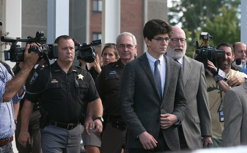 Owen Labrie, 20, was sentenced to one-year in jail for having sex with a fellow St. Paul's student who was 16 at the time.