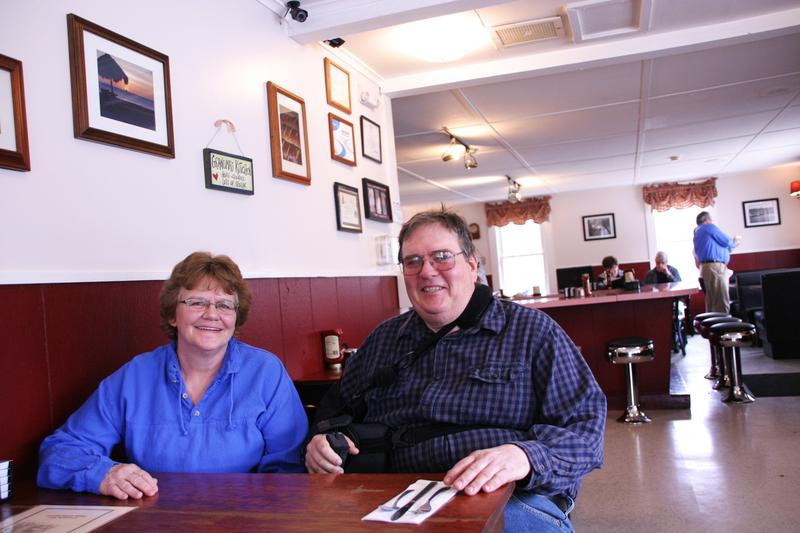 Linda and Dennis Streeter have owned Grandma's since 1994.