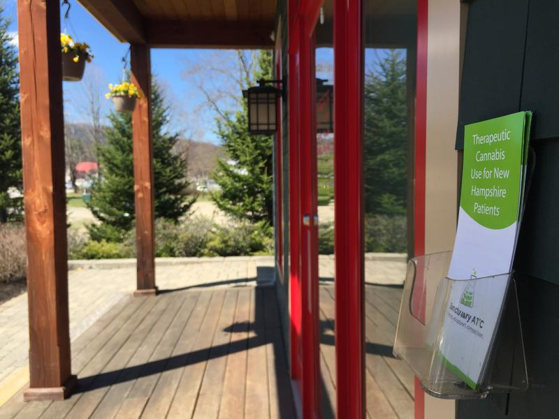 Sanctuary ATC's Plymouth location is set to be one of four dispensaries participating in New Hampshire's medical marijuana program.