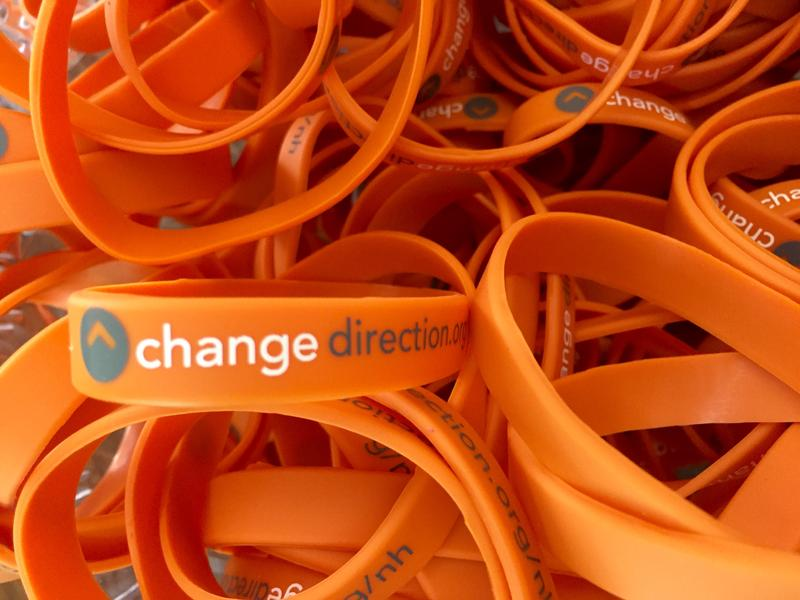 "New Hampshire is the first state to launch its own ""Change Direction"" campaign around mental health awareness."