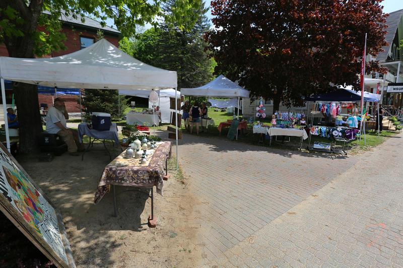 The Warner Area Farmers Market