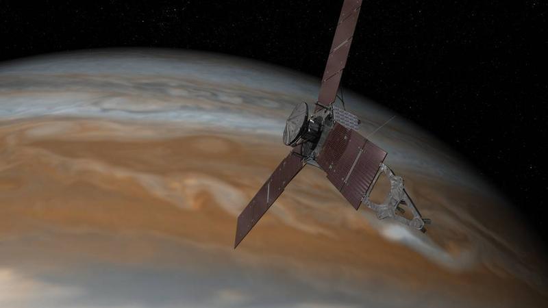 NASA image of Jupiter