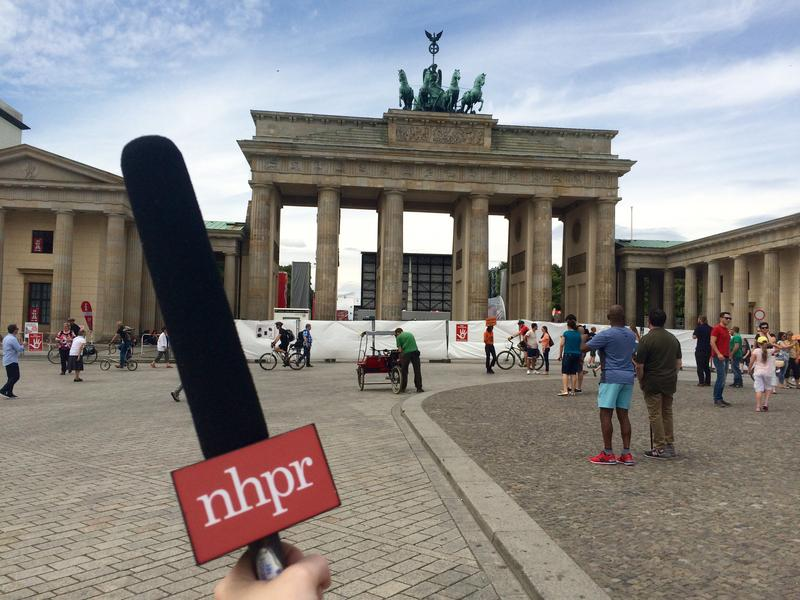 As part of a two-week fellowship, NHPR reporter Paige Sutherland was invited to travel around Germany to meet and learn from officials, journalists and advocates about the country's key issues.