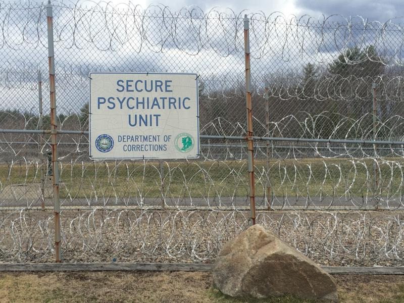 In New Hampshire those deemed too dangerous to treat at the state mental hospital are sent to the Secure Psychiatric Unit located at the prison. It's a practice that has been going on for 30 years now.
