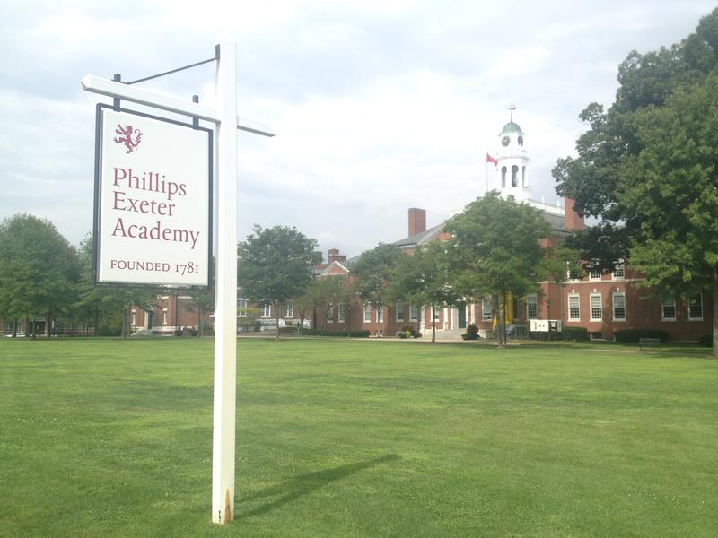 Since the start of last year's school year, Phillips Exeter Academy has been confronted with a number of sexual misconduct scandals.