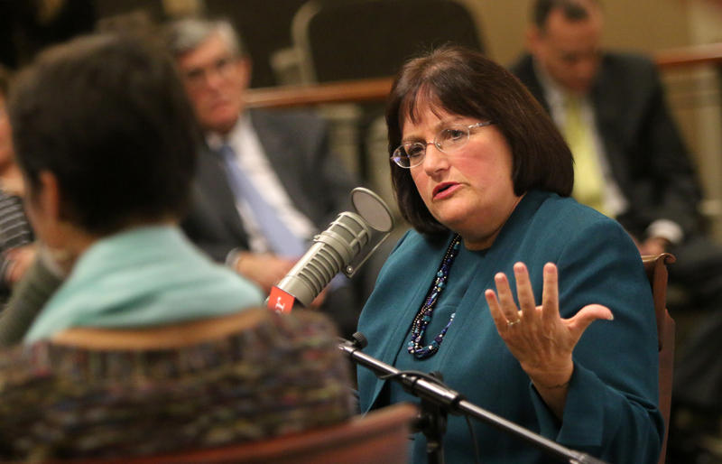 Rep. Ann Kuster has not had many bills signed into law over her four years in Congress, but she's been more willing than most Democrats to sign onto Republican legislation.