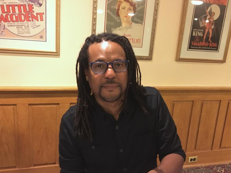 Colson Whitehead at the Capitol Center for the Arts