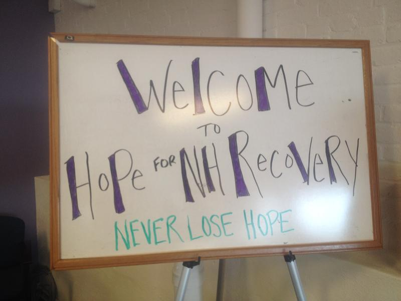 Hope for N.H. Recovery has officially moved to its new location in Manchester, which has roughly 9,000 square footage.