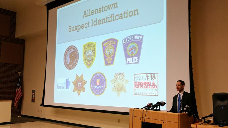 Senior Assistant Attorney General Jeffrey Strelzin presented the new information to reporters Thursday morning.
