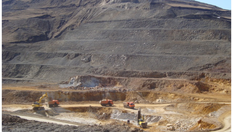 The Gedabek mine in Azerbaijan is owned by a company in which former New Hampshire Governor John H. Sununu owns a reported ten percent stake