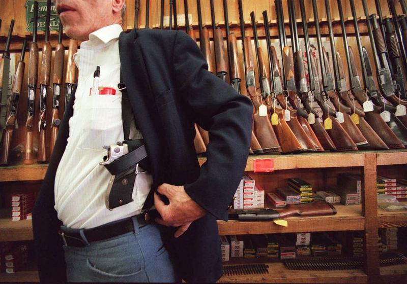 The state's license requirement for concealed carry has been on the N.H.  books for more than 90 years.