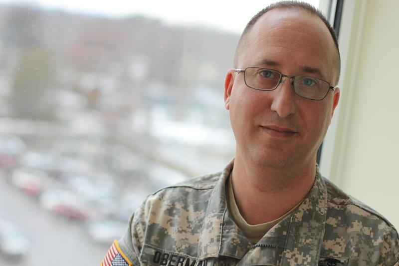 Col. Richard Oberman is the new chairman of the New Hampshire Commission on PTSD and TBI.