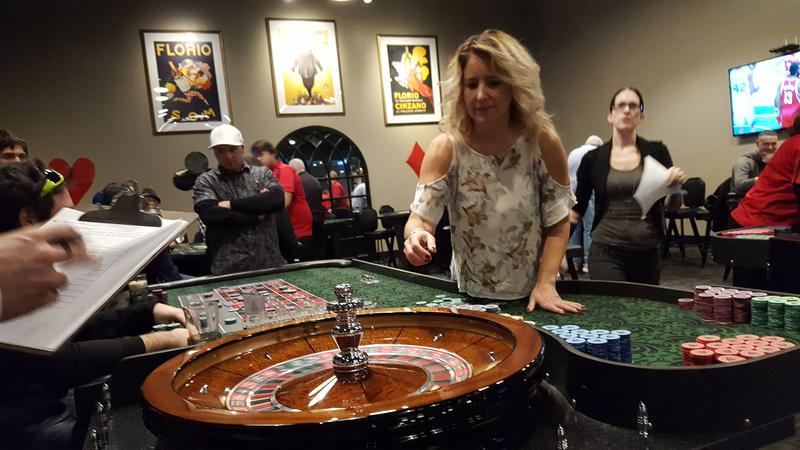 A recent night at the Boston Billiard Club & Casino in Nashua. The casino opened in November.