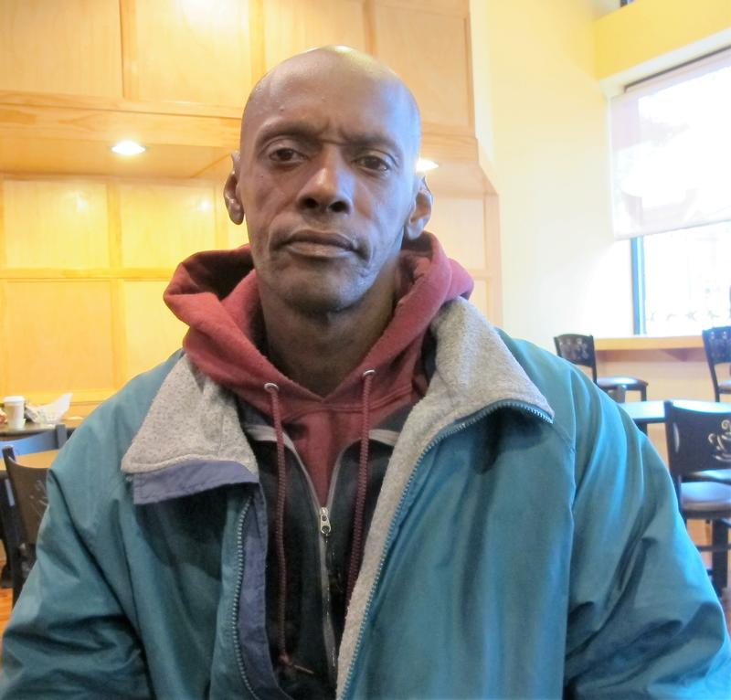 Michael Treadwell, of Nashua, N.H., was among the people whose voices were part of NHPR's coverage of criminal justice in New Hampshire in 2017.