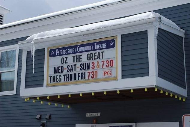 Capitol Center Proposes Revamp Of Historic Concord Theatre