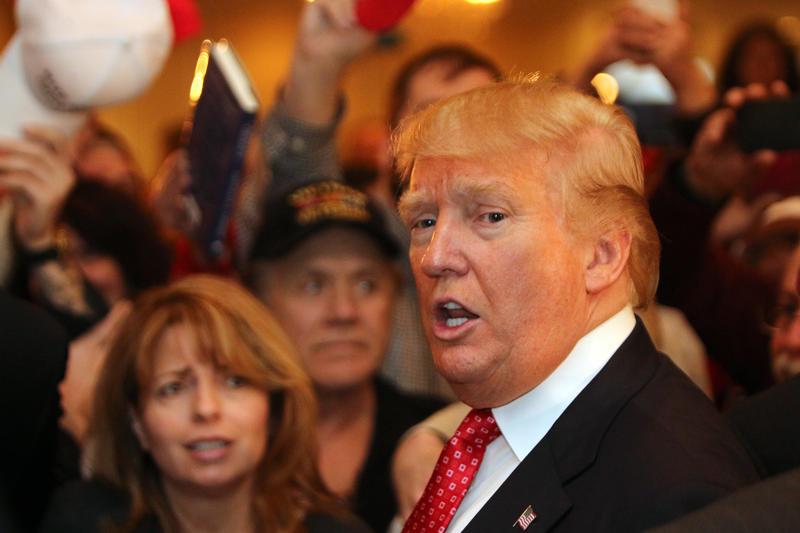 President Trump dismissed FBI Director James Comey on Tuesday