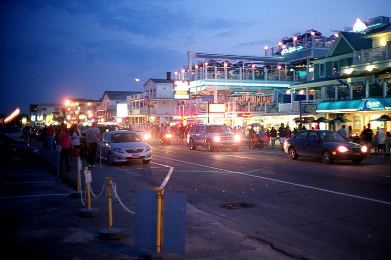 The Hampton Beach Strip