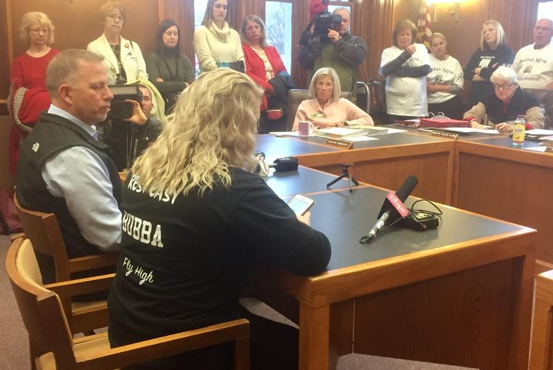 Tuesday's committee hearing was packed with loved ones who told lawmakers this new policy could save lives.