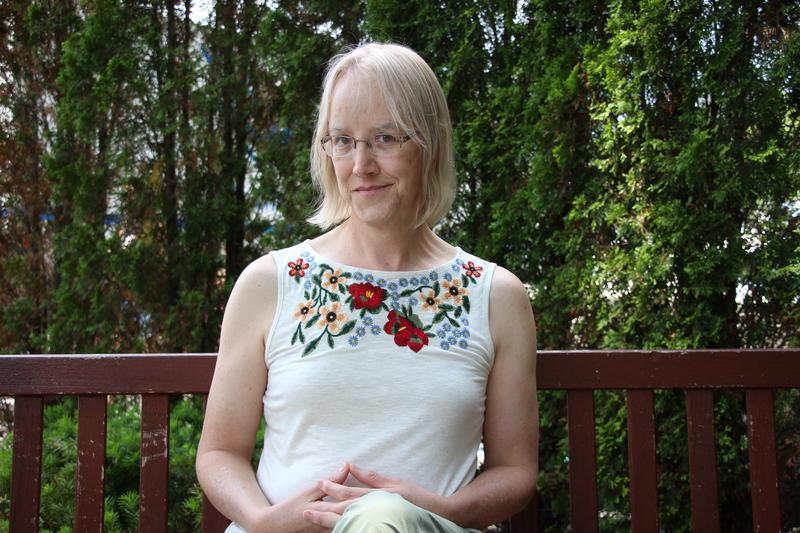 Lisa Bunker, author of Felix Yz