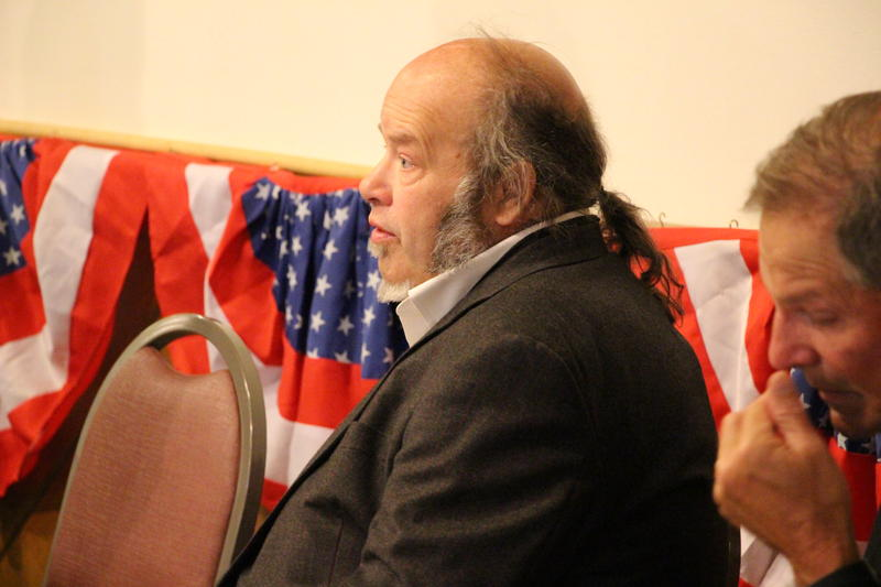 Ed Kois, one of the Manchester VA doctors who went public with allegations of substandard care at the Manchester VA.