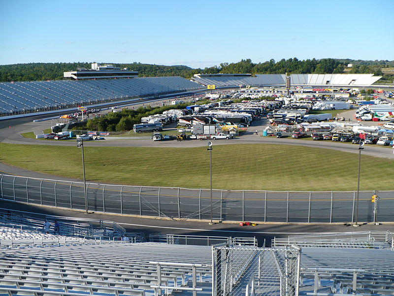 The New Hampshire Motor Speedway welcomes back the Monster Energy NASCAR Cup Series on Sunday.