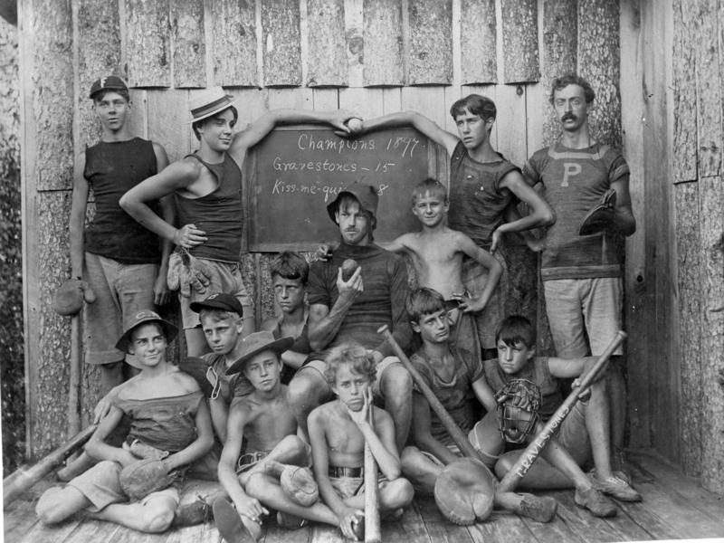 The championship ball club of 1897.