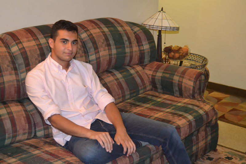 Hassan Essa, 20, is running for Manchester alderman in Ward 12. If elected, he'd be the youngest alderman the city has had.