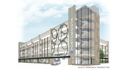 Portsmouth will break ground on new parking garage new hampshire after years of debate about what to do about the citys parking problems the city of portsmouth will break ground on a new parking garage this week solutioingenieria Images