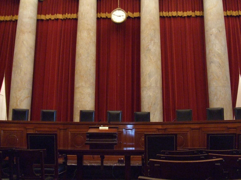 Inside the U.S. Supreme Court