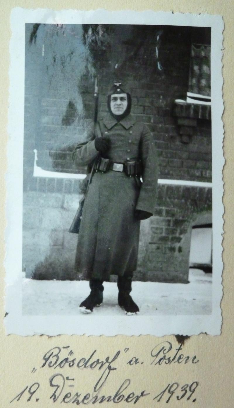 Bodo's father: Karl Schrader