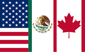 Official NAFTA flag