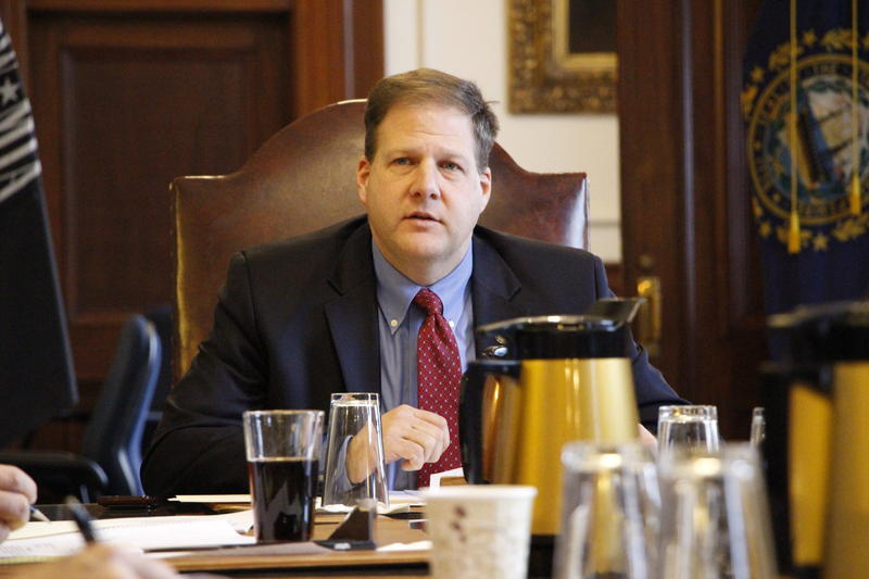 Gov. Chris Sununu holds an emergency Executive Council meeting Friday to keep Serenity Place services in Manchester going.