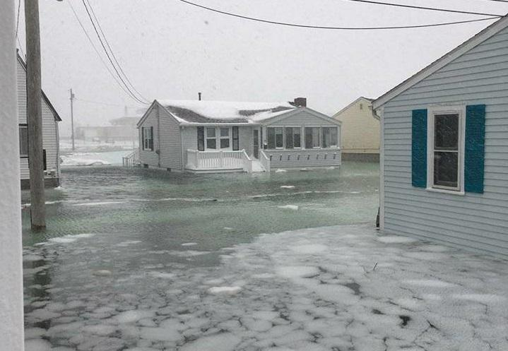 Winter Storm Update Blizzard Brings Flooding Poor Travel