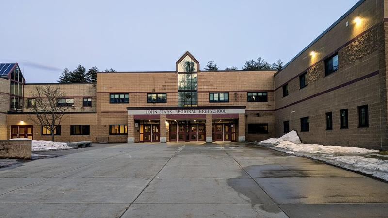 John Stark Regional High School closed Tuesday as authorities investigated a potential threat.