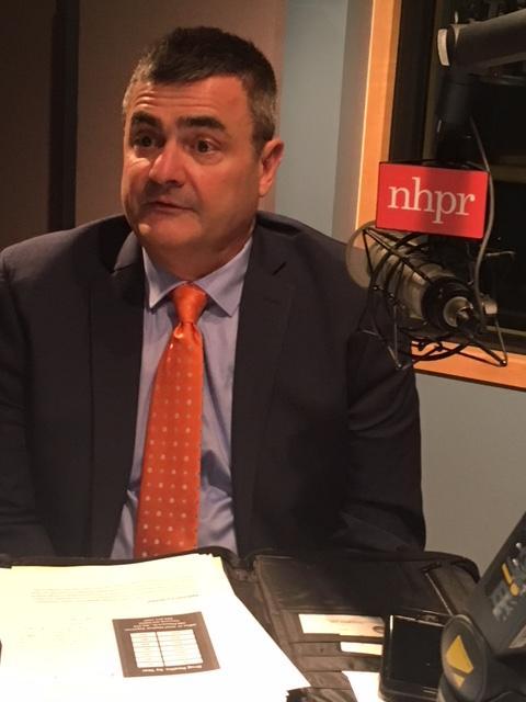 David Mara, the Governor's Adviser on Addiction and Behavioral Health.