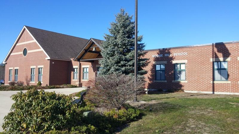 Moose Hill Elementary School in Londonderry