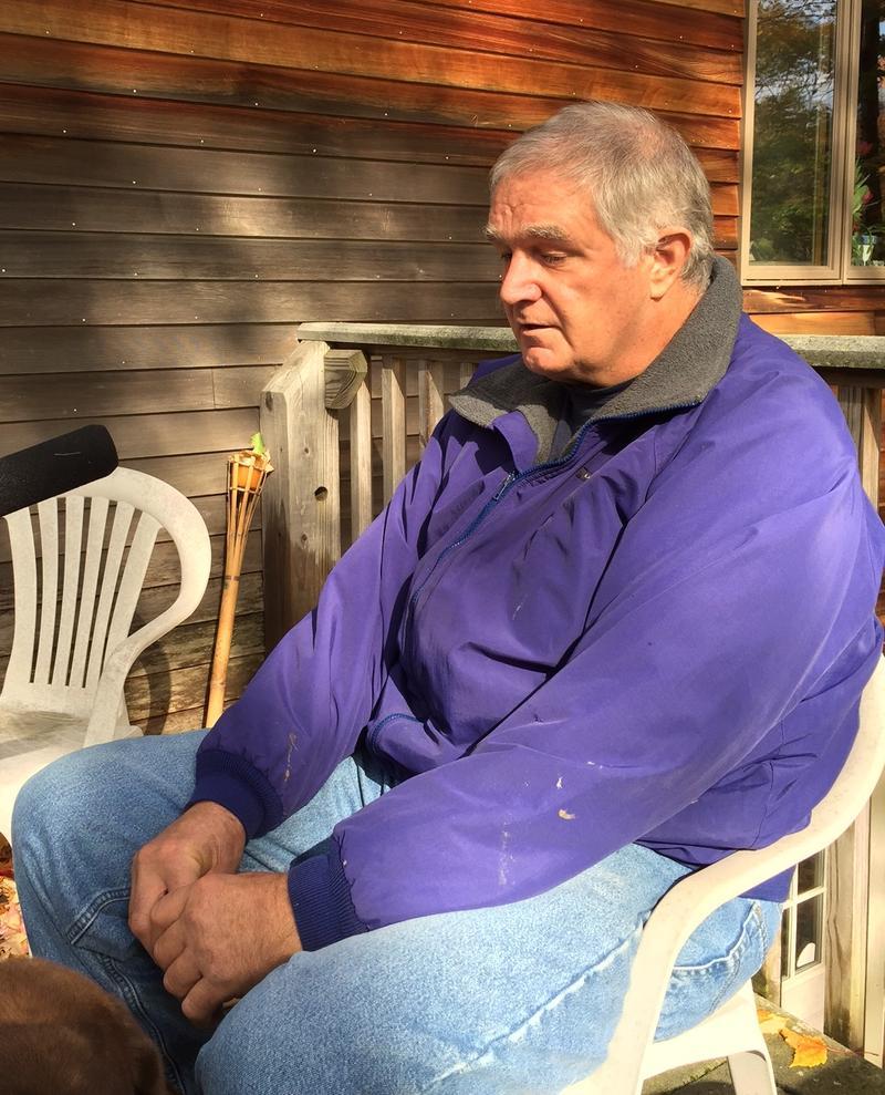 Chris Anderson interviewed bear rehabilitator Ben Kilham, founder of the Kilham Black Bear Rehabilitation Center in Lyme, New Hampshire.