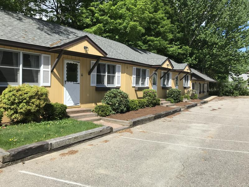 Work and Travel Lodge in North Conway.