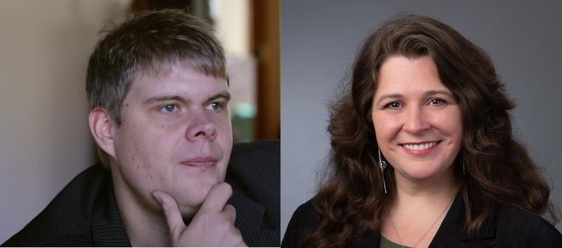 Aaron Day and Jiletta Jarvis will face off in the Libertarian Gubernatorial primary.