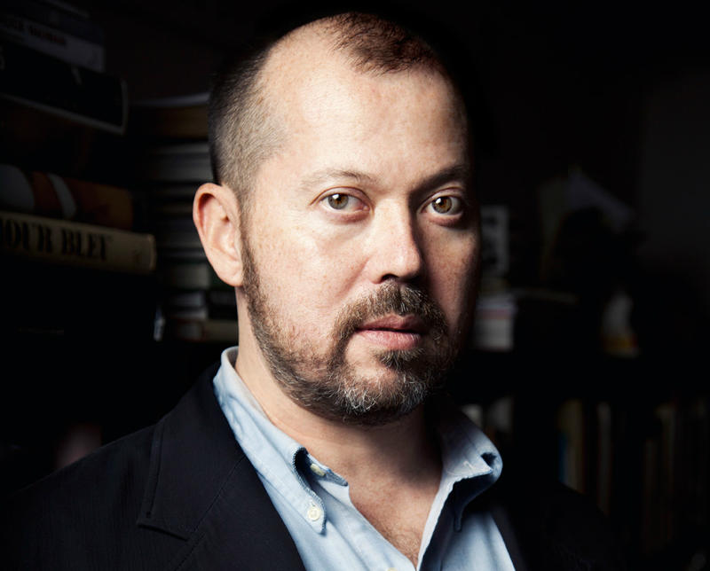 "Alexander Chee is the author of the new collection of essays, ""How to Write an Autobiographical Novel."""