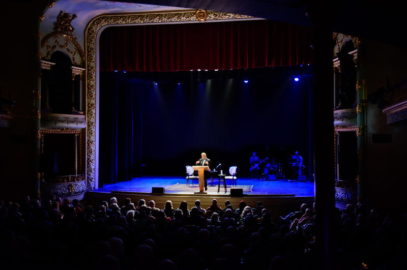 David Brooks live at the Music Hall in Portsmouth