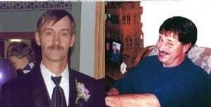 Jesse Kennett, left, and Donald Kendall died in the explosion at the Black Mag facility in Colebrook