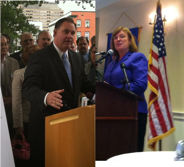 Guinta and Shea-Porter have both won in the past. Here's a look at how those victories played out.