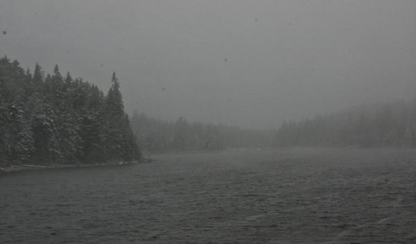 Boundary Pond in Coos County.
