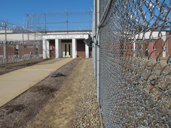 The entrance to the New Hampshire State Women's Prison in Goffstown. Reporter Emily Corwin will have stories concerning the state of the women's prison and the plans to build a new one in the coming week.