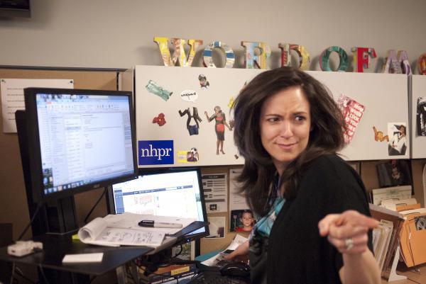 Rebecca Lavoie - Senior Producer